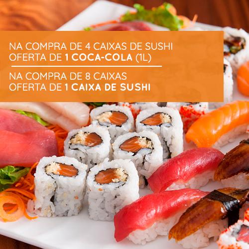 Comidas.pt Ofertas - Sushi