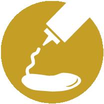 MOSTARDAe produtos à base de mostarda.