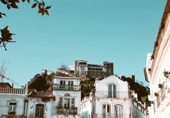 Leiria city