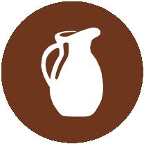 LEITE e produtos à base de leite (incluindo lactose).