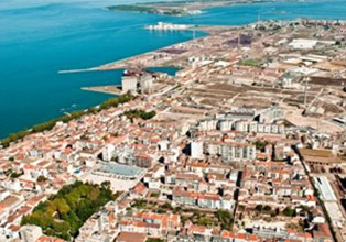 Barreiro city