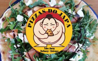 Pizzas do Japa