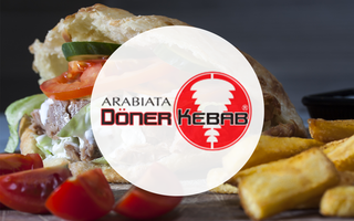 Arabiata Doner Kebab