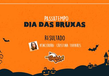 Resultado - Passatempo Dia das Bruxas (Comidas.pt - Faro)