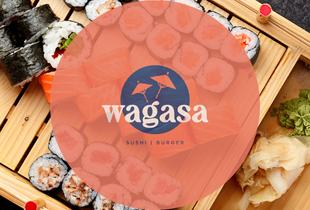 Wagasa Sushi Burguer