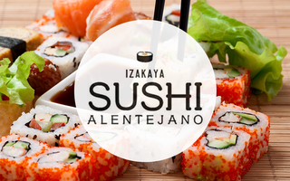 Sushi Alentejano