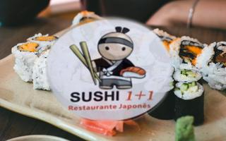 Sushi 1+1 Restaurante Japonês