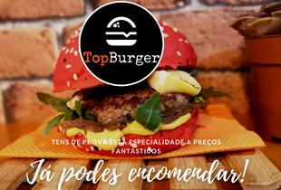 Top Burger Margem Sul